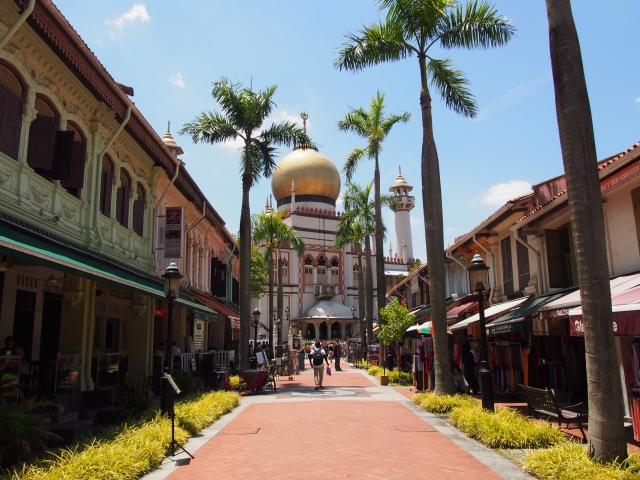 シンガポールアラブストリート