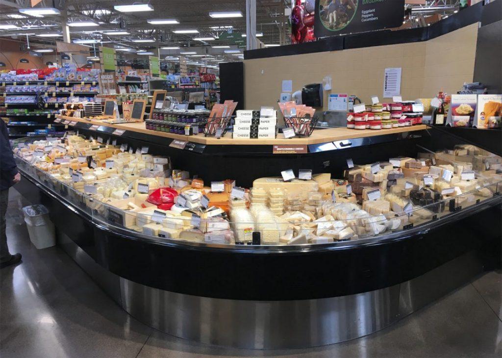 アメリカのスーパー